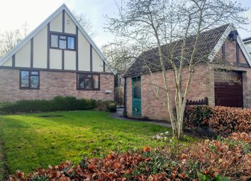 Thumbnail 4 bed detached bungalow for sale in Heol Trecastell, Caerphilly