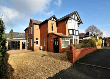 Thumbnail 3 bed detached house for sale in Tudor Road, Wrexham
