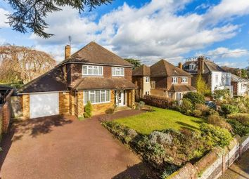 Thumbnail 3 bed detached house for sale in Knoll Road, Dorking