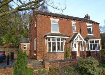 Thumbnail 3 bed semi-detached house for sale in Ravenscliffe Road, Kidsgrove