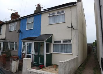 Thumbnail 2 bedroom end terrace house for sale in Manor Road, Dovercourt, Harwich