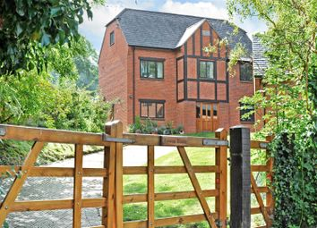 Thumbnail 6 bed detached house for sale in Flecknoe, Rugby