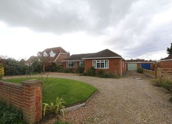 Thumbnail 4 bed detached bungalow for sale in Mill Lane, Goxhill, Goxhill, Lincolnshire