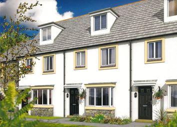 Thumbnail 3 bed terraced house for sale in Laroche Walk, Bodmin