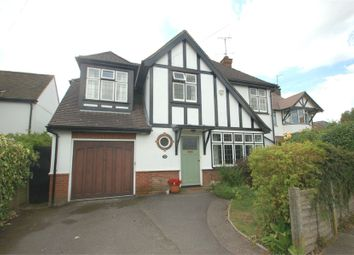 Thumbnail 4 bed detached house to rent in Flora Grove, St Albans