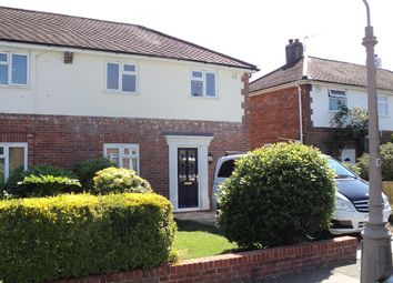 Thumbnail 3 bed semi-detached house to rent in Knoll Crescent, Eastbourne