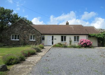 Thumbnail 4 bedroom detached bungalow for sale in Cri'r Cadno, Dinas Cross, Newport, Pembrokeshire
