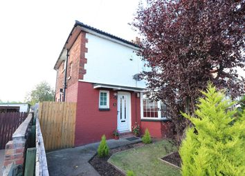 Thumbnail 3 bed semi-detached house for sale in Merith Avenue, Botcherby, Carlisle