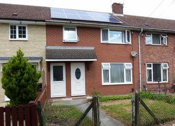 Thumbnail 3 bed terraced house for sale in Sadler Walk, Swindon