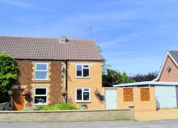 Thumbnail 3 bed cottage for sale in Hall Lane, West Winch, King's Lynn