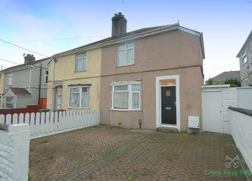 Thumbnail 2 bed property for sale in Queens Road, Higher St. Budeaux, Plymouth
