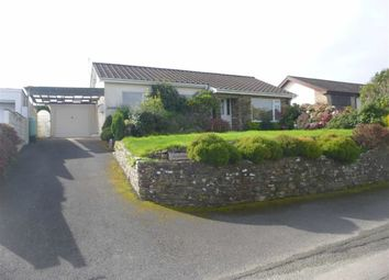 Thumbnail 3 bed detached bungalow to rent in Penstowe Road, Kilkhampton, Cornwall