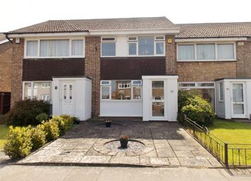 Thumbnail 3 bed terraced house for sale in Collingwood Crescent, Grimsby