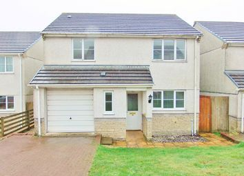 Thumbnail 4 bed detached house to rent in Hillside Meadows, Foxhole, St Austell