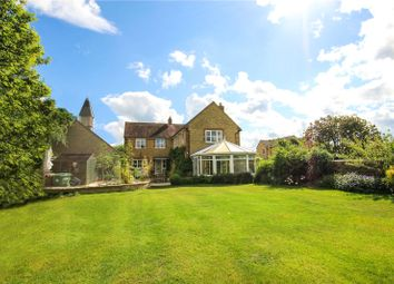 Thumbnail 4 bed link-detached house for sale in Chapel Road, Stanford In The Vale, Oxfordshire
