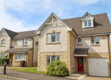 Thumbnail 5 bed detached house for sale in Ashlar Avenue, Cumbernauld