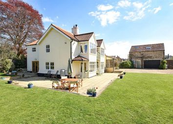 Thumbnail 4 bed detached house for sale in Mickley, Ripon
