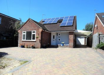 Thumbnail 4 bed detached house for sale in Findon Road, Findon Valley, Worthing