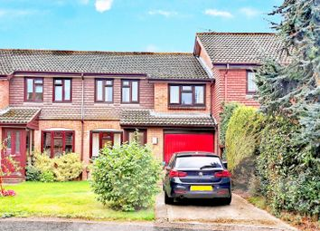 Thumbnail 3 bed terraced house for sale in Harlech Close, Worthing
