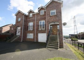 Thumbnail 3 bed semi-detached house for sale in Mount Eagles Square, Dunmurry, Belfast