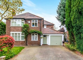 Thumbnail 4 bed detached house for sale in Croft Road, Wilmslow