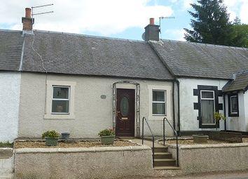 Thumbnail 1 bed terraced house for sale in Main Street, Leadhills, Biggar, Lanarkshire