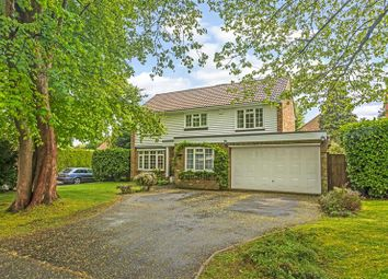 Thumbnail 4 bed detached house for sale in Abbots Lane, Kenley