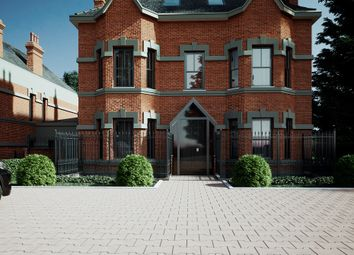 Thumbnail 2 bed flat for sale in Cameron Terrace, Chinbrook Road, London