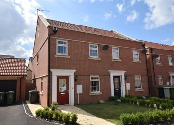 Thumbnail 3 bed semi-detached house for sale in Racecourse Road, Barleythorpe, Oakham
