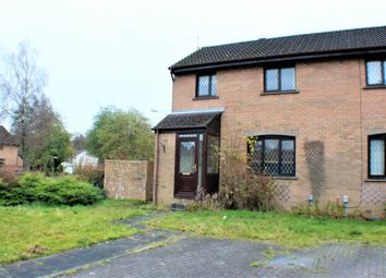 Thumbnail 2 bed semi-detached house for sale in Millhouse Drive, Glasgow