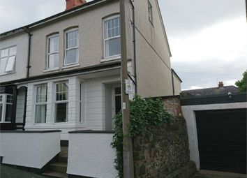 Thumbnail 6 bed semi-detached house for sale in Stamford Street, Deganwy, Conwy
