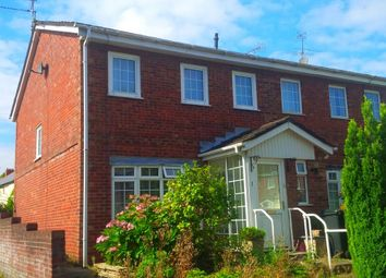 Thumbnail 3 bed end terrace house to rent in Broadwell Court, Caerleon, Newport