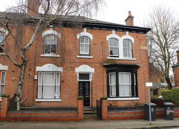 Thumbnail 1 bed flat for sale in Lincoln Street, Leicester