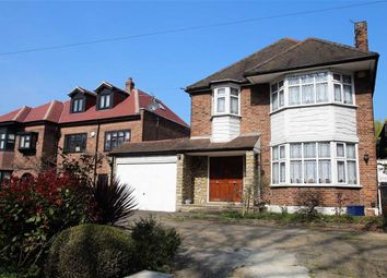 Thumbnail 4 bed detached house for sale in Manor Road, Chigwell, Essex
