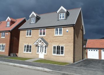 Thumbnail 4 bed detached house for sale in Aberaman House, Aberaman, Aberdare