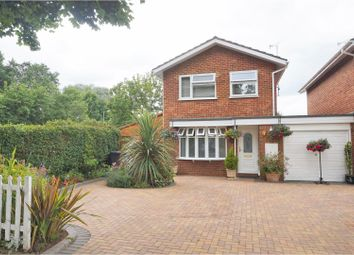 Thumbnail 3 bed link-detached house for sale in Orion Way, Leighton Buzzard