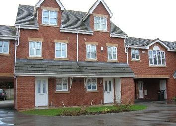 Thumbnail 2 bed flat for sale in Campbell Street, Newtown, Wigan