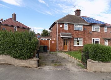 Thumbnail 2 bed semi-detached house for sale in Hatton Lane, Northwich