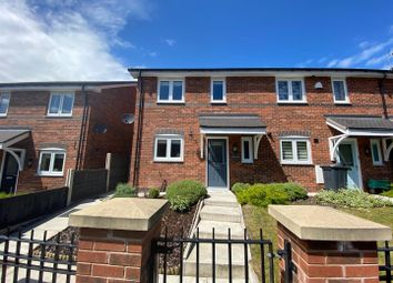3 bed mews house for sale in Pont Y Cae, Acrefair, Wrexham LL14