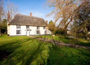 4 bed farmhouse for sale in Farley Green, Cowlinge, Newmarket CB8