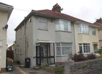 Thumbnail 3 bed semi-detached house for sale in Woodstock Road, Weston-Super-Mare