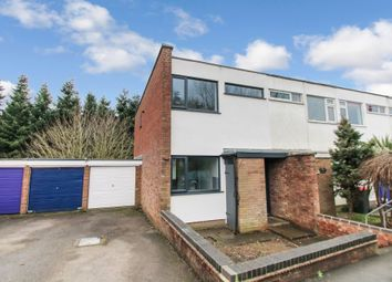 Thumbnail 2 bed end terrace house for sale in Oldbury View, Castle Road, Hartshill, Nuneaton