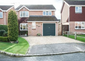 Thumbnail 4 bed detached house for sale in Mallow Close, Lindford, Hampshire