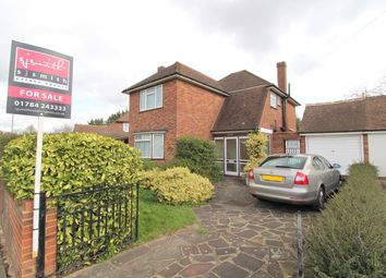 Thumbnail 3 bed detached house for sale in Station Crescent, Ashford