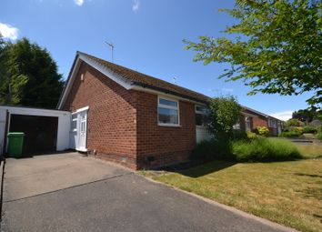 Thumbnail 2 bed semi-detached bungalow to rent in Wroxham Drive, Wollaton, Nottingham