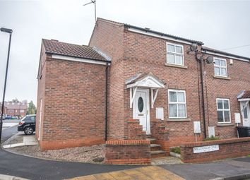 Thumbnail 3 bed town house to rent in Millennium Court, Hallfield Road, York