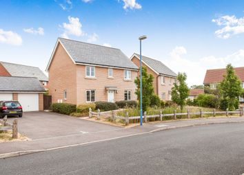 Thumbnail Detached house for sale in Mayfield Way, Great Cambourne, Cambridge