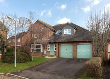 Thumbnail 4 bed detached house for sale in Cherry Tree Lane, Sherford Road, Taunton, Somerset