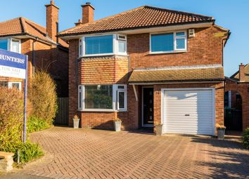 Thumbnail 4 bed detached house for sale in Tredgold Crescent, Bramhope