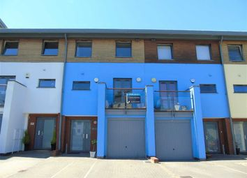Thumbnail 4 bed town house for sale in St Christophers Court, Maritime Quarter, Swansea